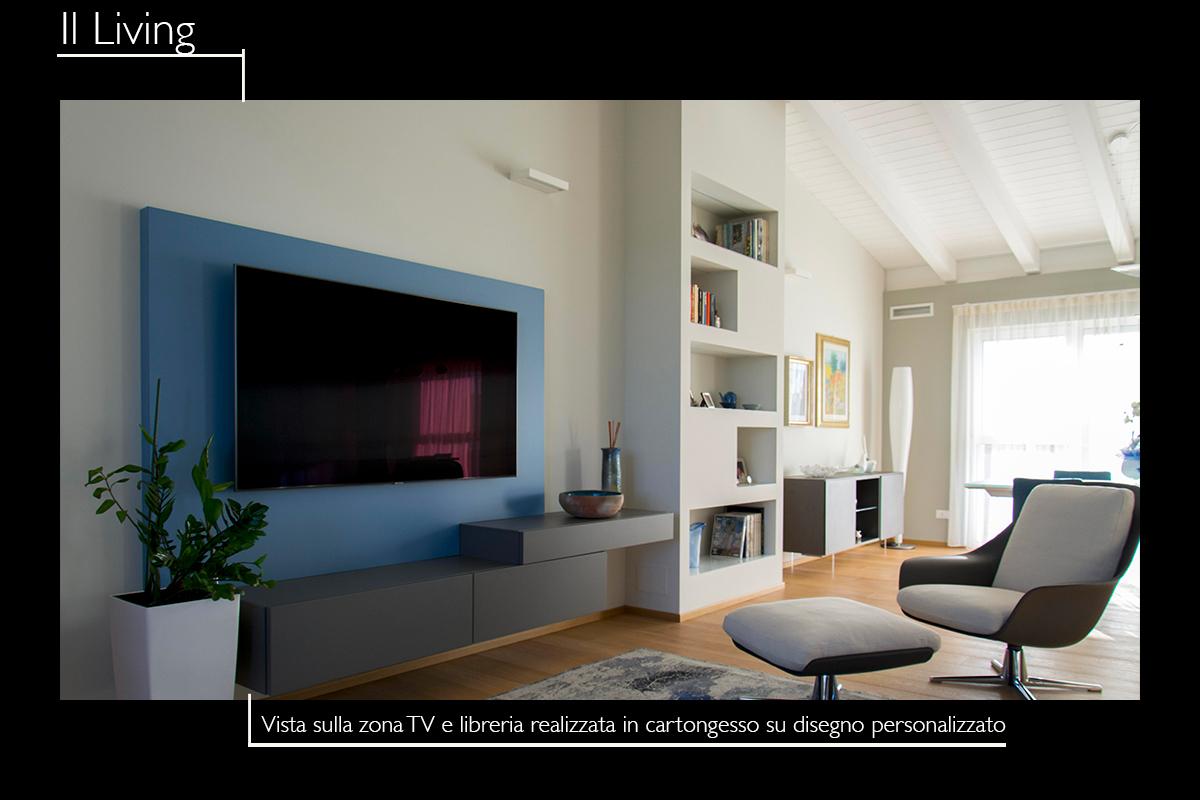 Portfolio Lapis Arredamento - Luminosità e atmosfera protagonisti di ogni ambiente